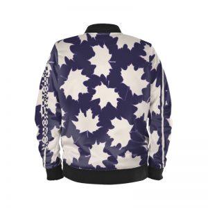antony yorck blouson bomberjacke ml 003 maple leaf white blue black 161954 02