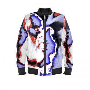 antony yorck ladies blouson bomber jacke jacket waterproof sky modern art color 160085 01