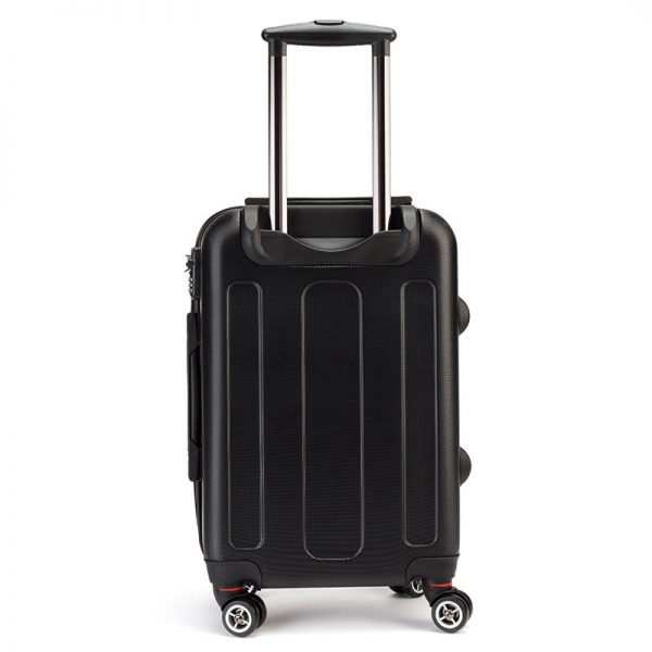 antony yorck trolley suitcase airplane hand luggage jet set series lock detail 08