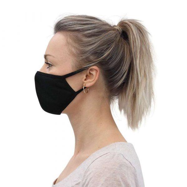 Antony Yorck Shop Angebot Mund Nasen Maske im 3er-Pack Gesichtsmaske Mundschutz mit Biozid imprägniert Größe S Damen FMS11170514
