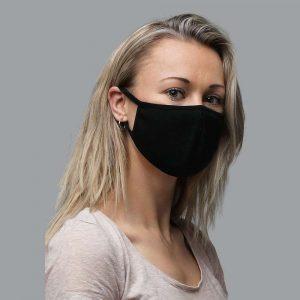 Antony Yorck Shop Angebot Mund-Nasen-Maske im 3er-Pack Gesichtsmaske Mundschutz mit Biozid imprägniert Größe S Damen FMS11170514