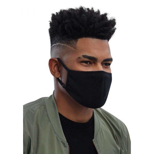 Antony Yorck Shop Angebot Mund Nasen Maske im 3er-Pack Gesichtsmaske Mundschutz mit Biozid imprägniert Größe M Herren FMM11170514