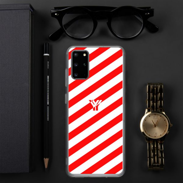 antony yorck accessoire samsung phone cases stripes white and red collection obvious 024