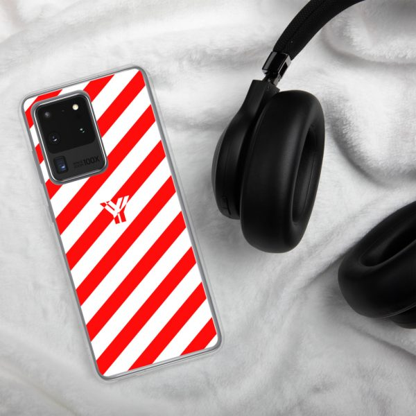 antony yorck accessoire samsung phone cases stripes white and red collection obvious 020