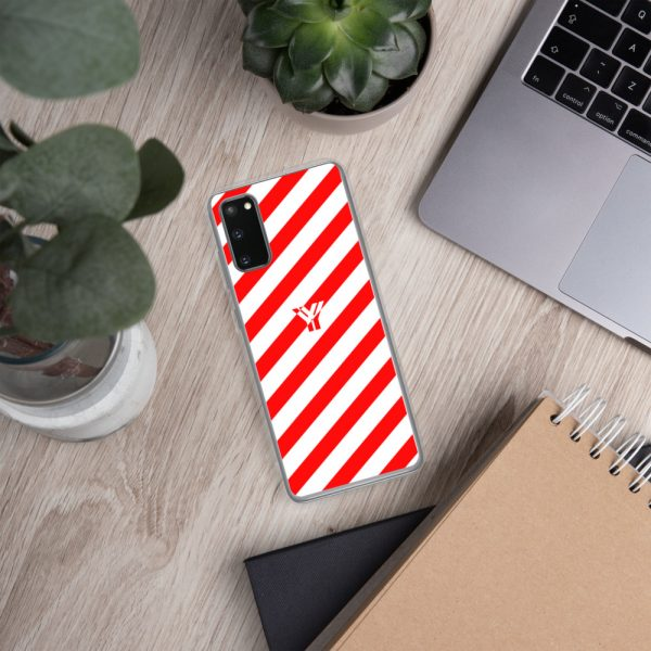 antony yorck accessoire samsung phone cases stripes white and red collection obvious 025