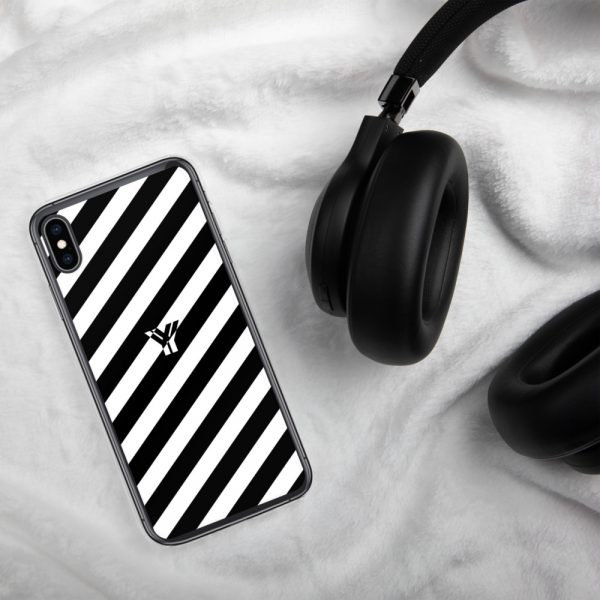 IPhone Hülle white and black collection OBVIOUS 31 mockup 3f78c634