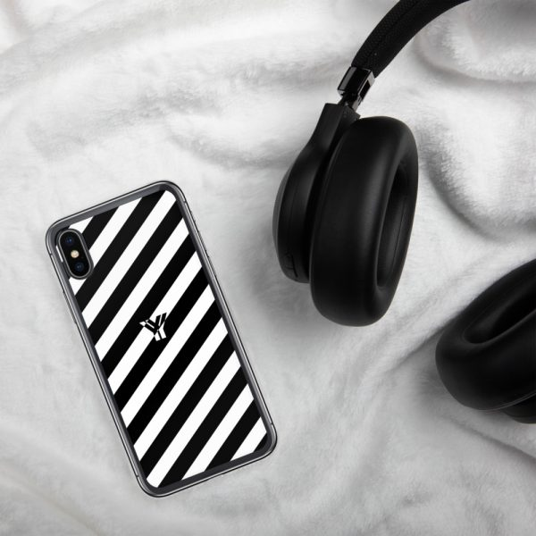 IPhone Hülle white and black collection OBVIOUS 25 mockup 51f93555