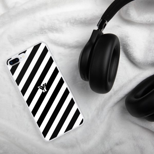 IPhone Hülle white and black collection OBVIOUS 16 mockup 52d10486