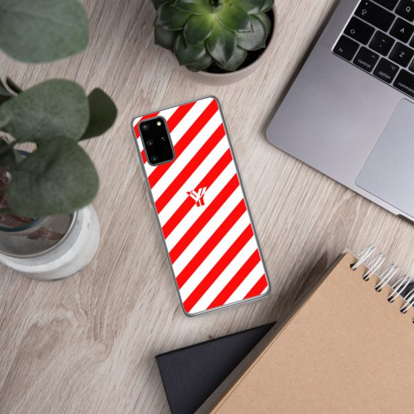 antony yorck accessoire samsung phone cases stripes white and red collection obvious 022