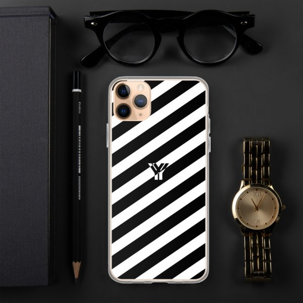 IPhone Hülle white and black collection OBVIOUS 6 mockup 7255b63c