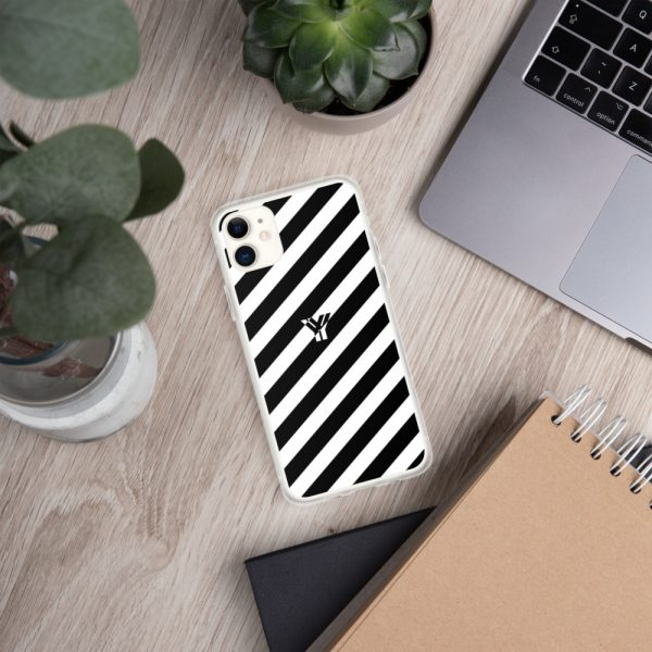 IPhone Hülle white and black collection OBVIOUS 2 mockup a2da156a