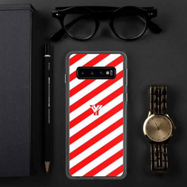 antony yorck accessoire samsung phone cases stripes white and red collection obvious 036