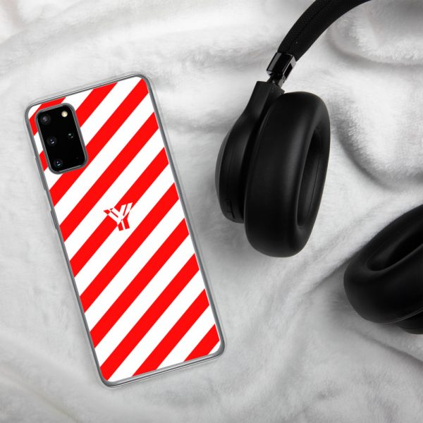 antony yorck accessoire samsung phone cases stripes white and red collection obvious 023