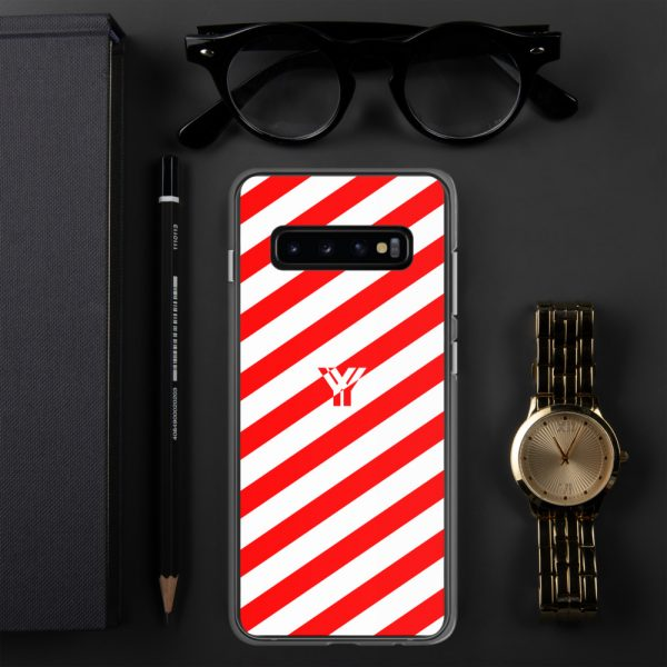 antony yorck accessoire samsung phone cases stripes white and red collection obvious 033