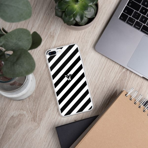 IPhone Hülle white and black collection OBVIOUS 17 mockup dcaa265d