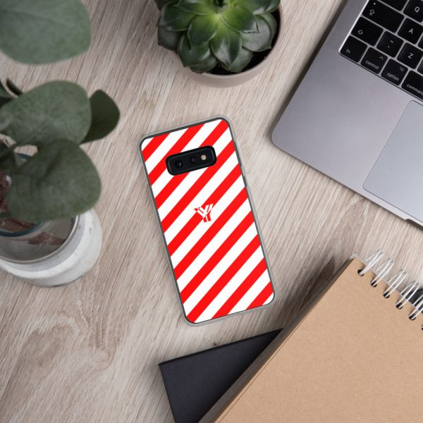 antony yorck accessoire samsung phone cases stripes white and red collection obvious 028