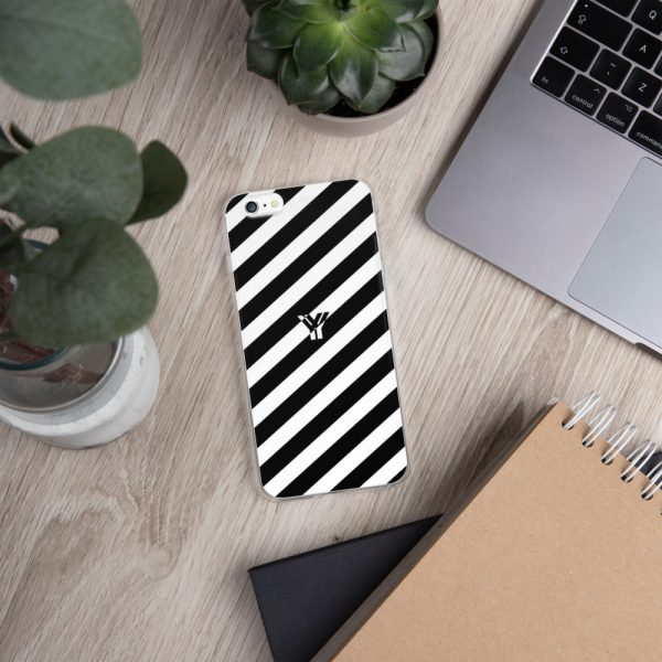 IPhone Hülle white and black collection OBVIOUS 11 mockup f3001ed2