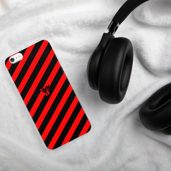 Antony Yorck • IPhone Hülle black and red • Collection OBVIOUS 10 mockup ff91b71b