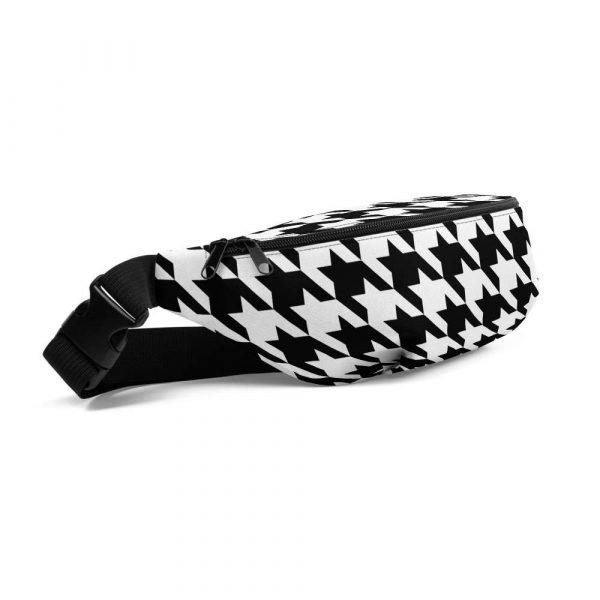 Bauchtasche-schwarz-weiß-hahnentritt-antony-yorck-seite