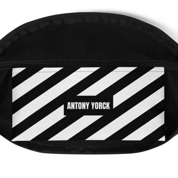 Bauchtasche-schwarz-weiß-gestreift-antony-yorck-innen