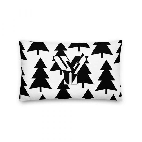Sofakissen Tannenbaum schwarz auf weiß 3 mockup 66b6e4d6