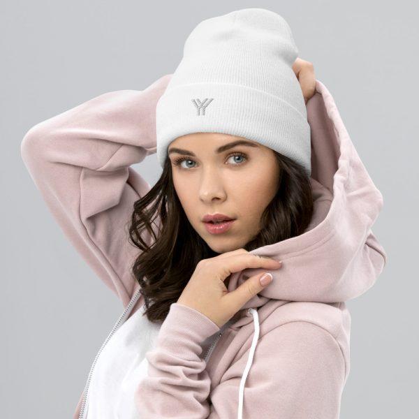 beanie-cuffed-beanie-white-front-6125ea742677c.jpg