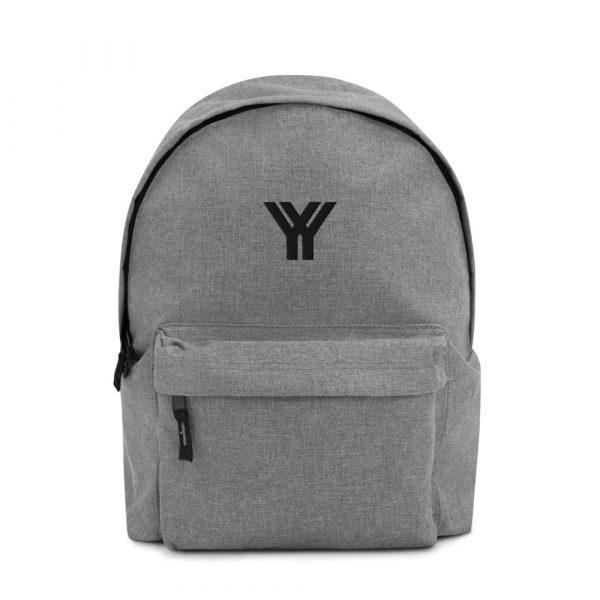 rucksack-embroidered-simple-backpack-i-bagbase-bg126-grey-marl-front-61082bf0864a2.jpg