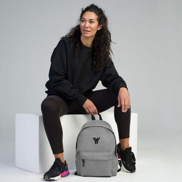 rucksack-embroidered-simple-backpack-i-bagbase-bg126-grey-marl-front-61082bf086596.jpg