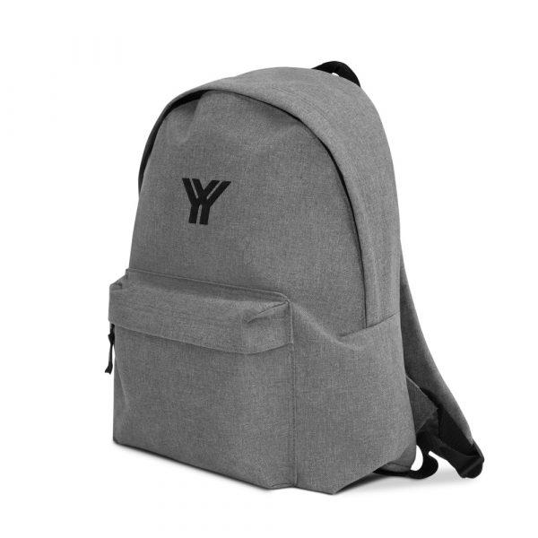 rucksack-embroidered-simple-backpack-i-bagbase-bg126-grey-marl-left-front-61082bf086712.jpg
