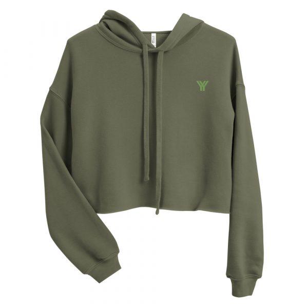 crop hoodie-womens-cropped-hoodie-military-green-front-612622d736fc8.jpg