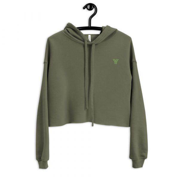 crop hoodie-womens-cropped-hoodie-military-green-front-612622d7371ed.jpg