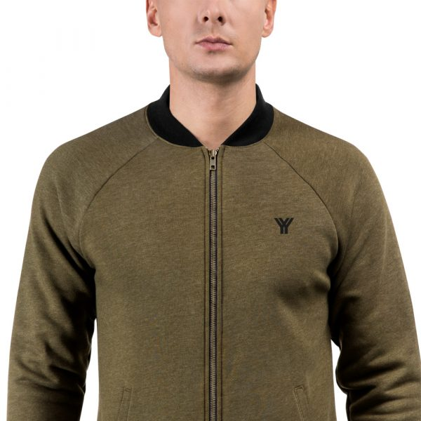 sweatjacke-unisex-bomber-jacket-heather-military-green-zoomed-in-614d73b28b7bf.jpg