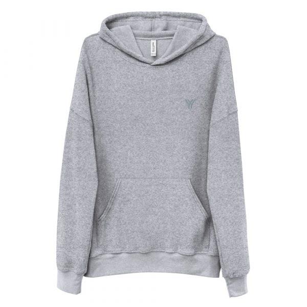 loungewear-unisex-sueded-fleece-hoodie-athletic-heather-front-614d893e294dd.jpg