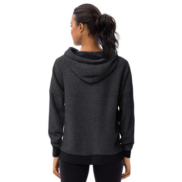 loungewear-unisex-sueded-fleece-hoodie-black-heather-back-614d963bd2b04.jpg