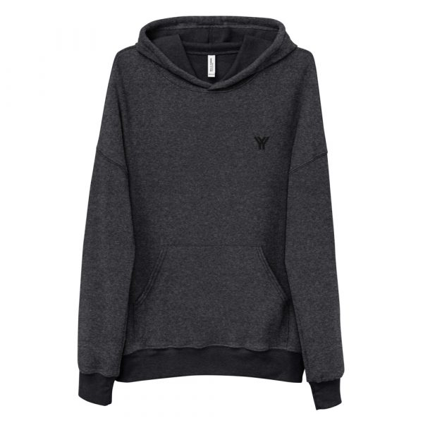 loungewear-unisex-sueded-fleece-hoodie-black-heather-front-614d963bd2c1d.jpg