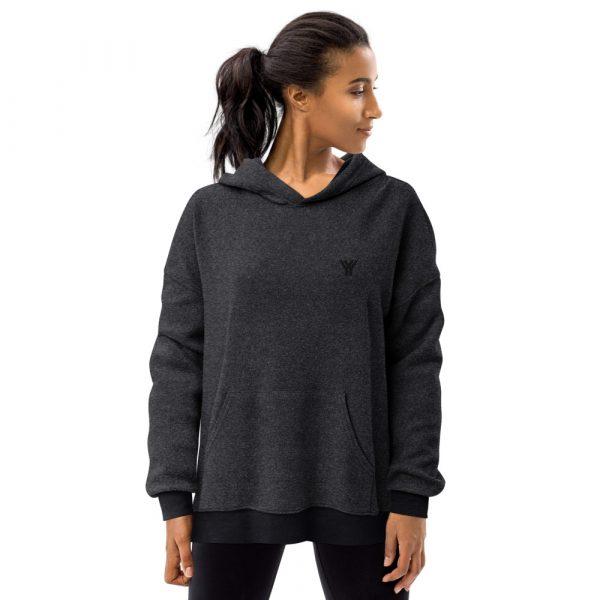 loungewear-unisex-sueded-fleece-hoodie-black-heather-front-614d963bd2d15.jpg