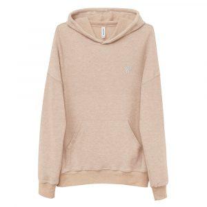 loungewear-unisex-sueded-fleece-hoodie-heather-oat-front-614d850f61d2f.jpg
