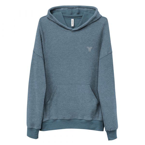 loungewear-unisex-sueded-fleece-hoodie-heather-slate-front-614d8bbd2a347.jpg