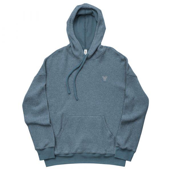 loungewear-unisex-sueded-fleece-hoodie-heather-slate-front-614d8bbd2a483.jpg