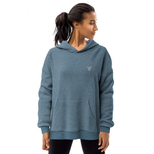 loungewear-unisex-sueded-fleece-hoodie-heather-slate-front-614d8bbd2a680.jpg